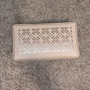 cute light pink jewelry box